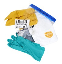 Deluxe PPE Kit-goggles, gloves,  & more