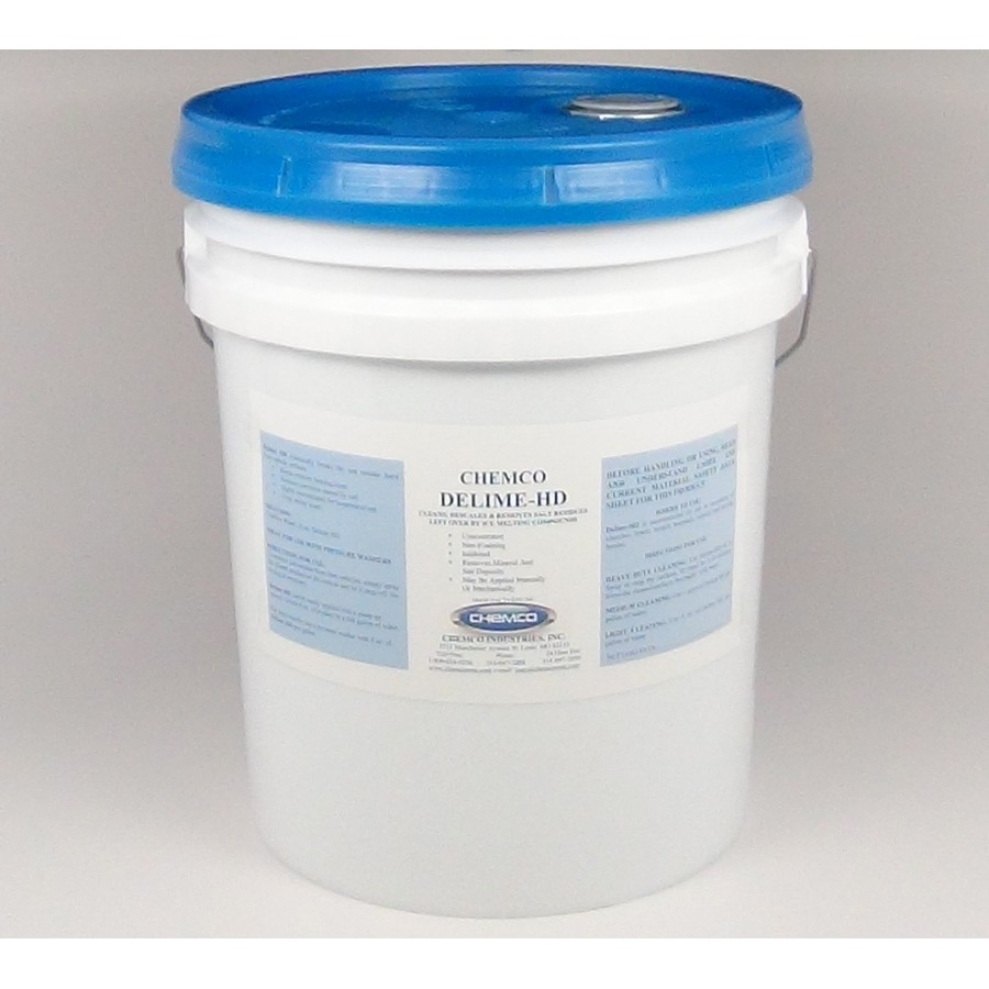 Chemco Delime-HD - Salt and Lime Scale Remover - (Multiple Size/Packaging Options)