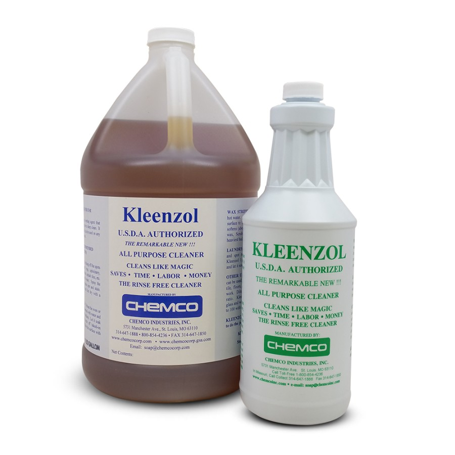 All Purpose Neutral Cleaner - Kleenzol (Various Packaging Options)