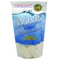 Wave Gel Auto-Gel Dishwasher Detergent, Free & Clear Pods | 14.5oz - (12/Case)