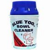 Toilet Bowl Cleaner - Blue Too Bowl Deodorizer (Dozen)