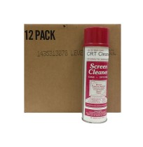Screen Cleaner - C.R.T. Spray (Dozen)
