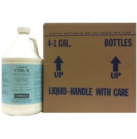 Coil Cleaner - Coil-X - Alkaline (Multiple Size/Packaging Options)