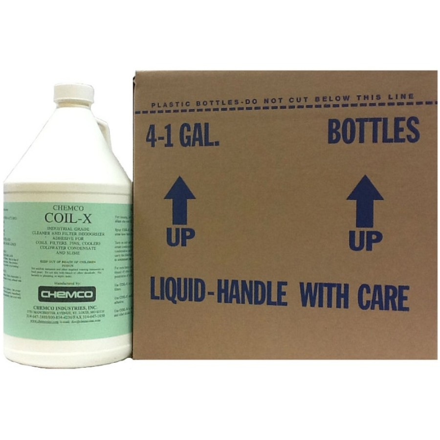 Coil Cleaner - Coil-X - Neutral (Multiple Size/Packaging Options)