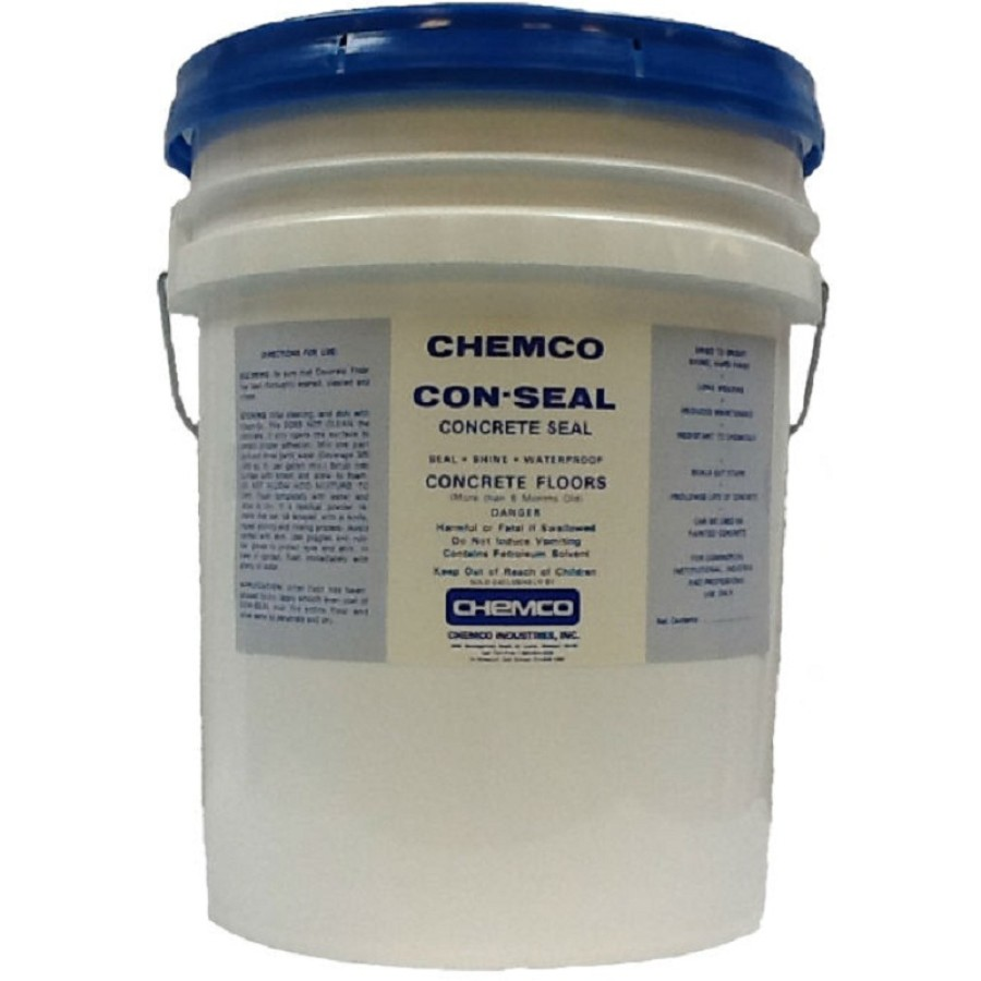 Concrete Sealer - Con Seal - Clear (Multiple Size/Packaging Options)