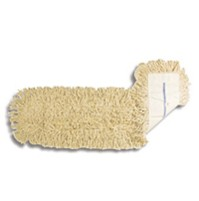 "Dust Mop - 18""x5"" Cotton Dust Mop (Dozen)"