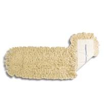 """Dust Mop - 18""""x5"""" Cotton Dust Mop (Dozen)"""