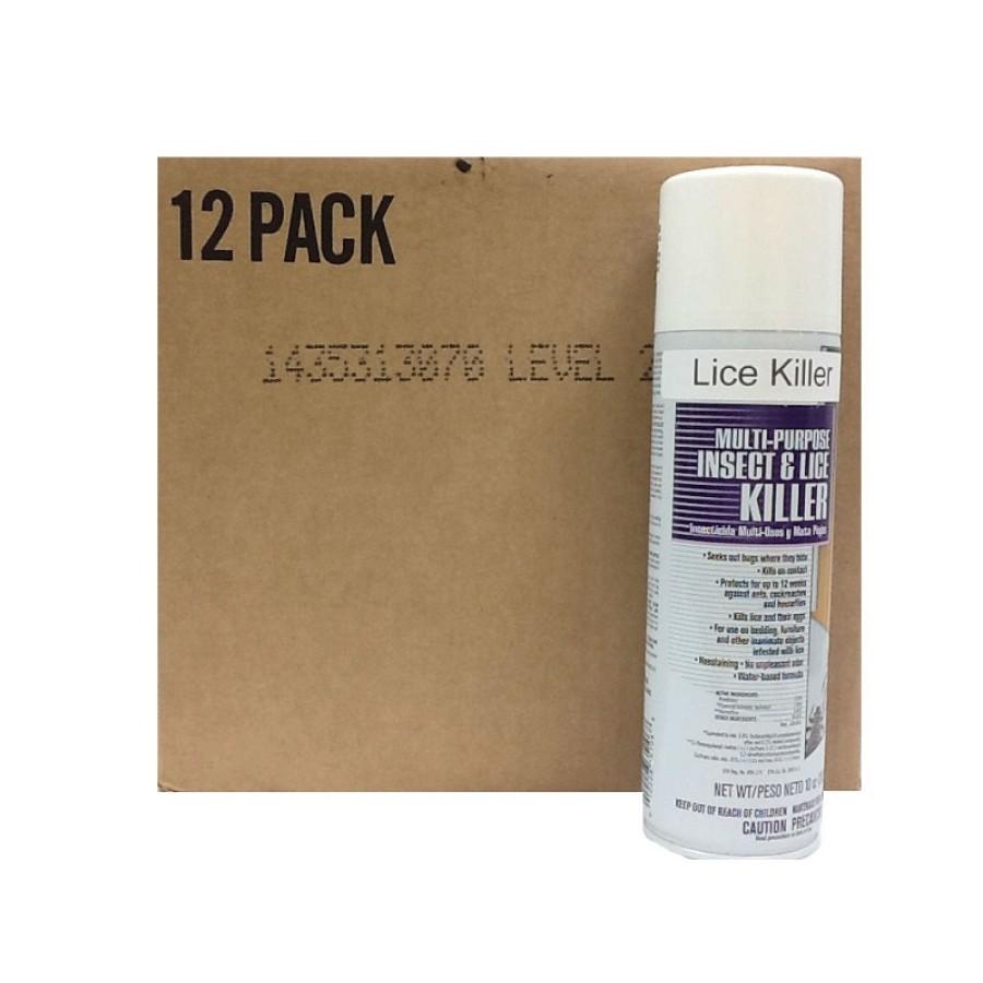 Insect & Lice Killer - Lice Killer (Dozen)
