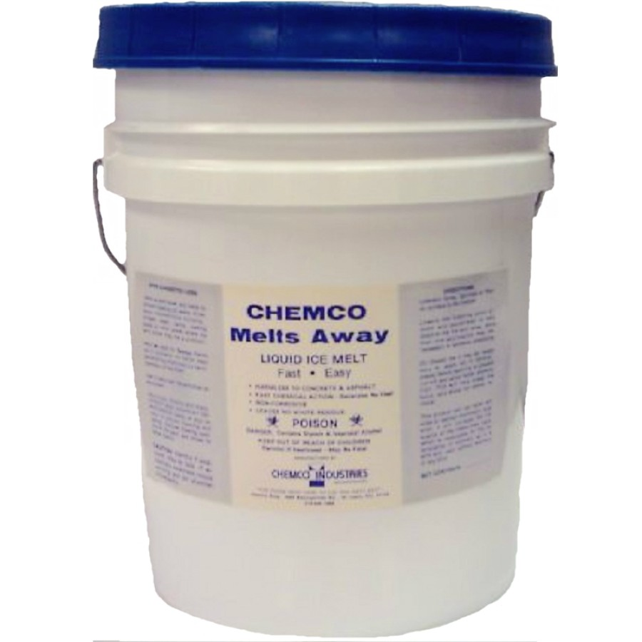 Chemco Melts Away - Liquid Ice Melt - (Multiple Size/Packaging Options)
