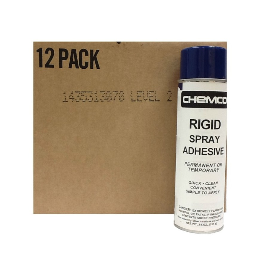 Adhesive Spray - Rigid (Dozen)