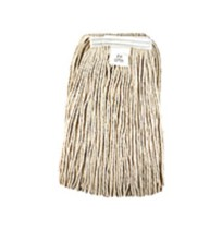 Mop Head  - Mop - 16oz Cotton Wet Mop Head (Dozen)