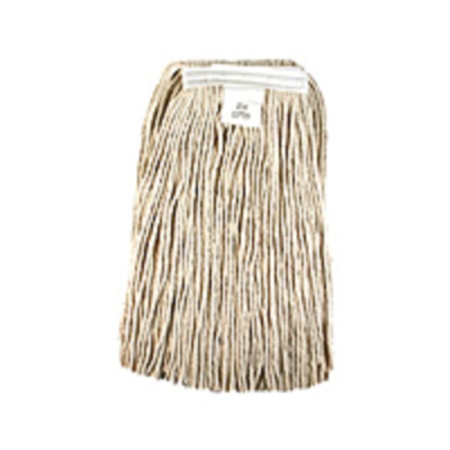 Mop Head  - Mop - 20oz Cotton Wet Mop Head (Dozen)