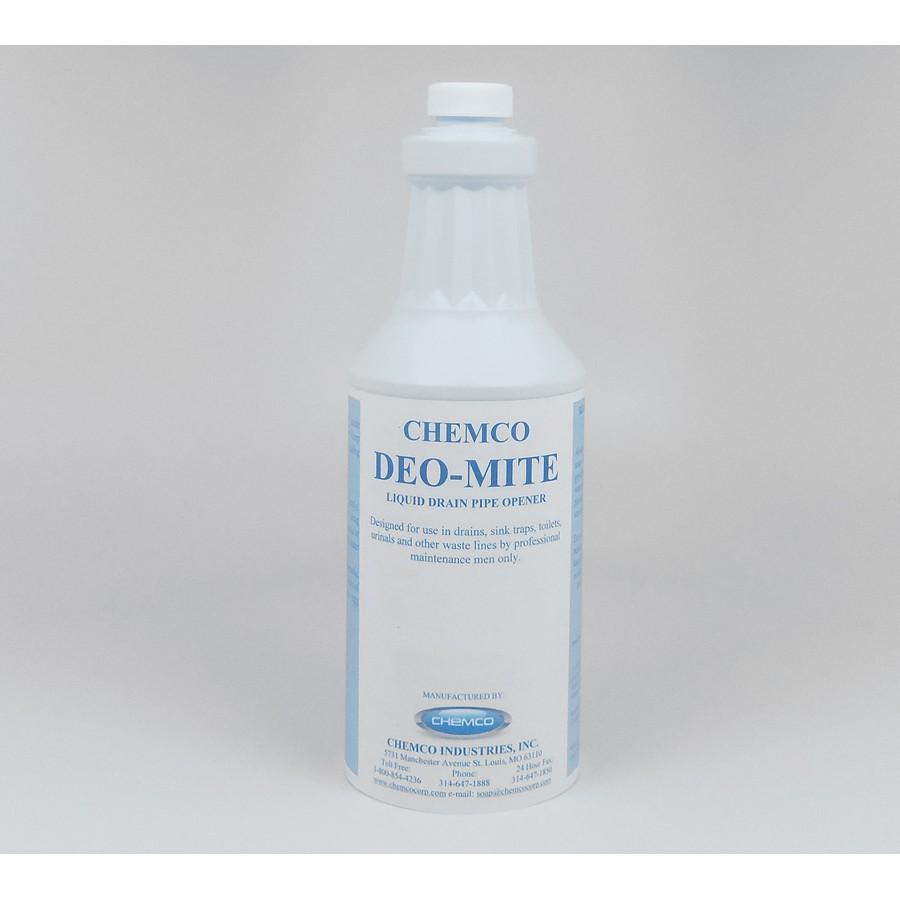 Drain Cleaner - Deo-Mite (Dozen)