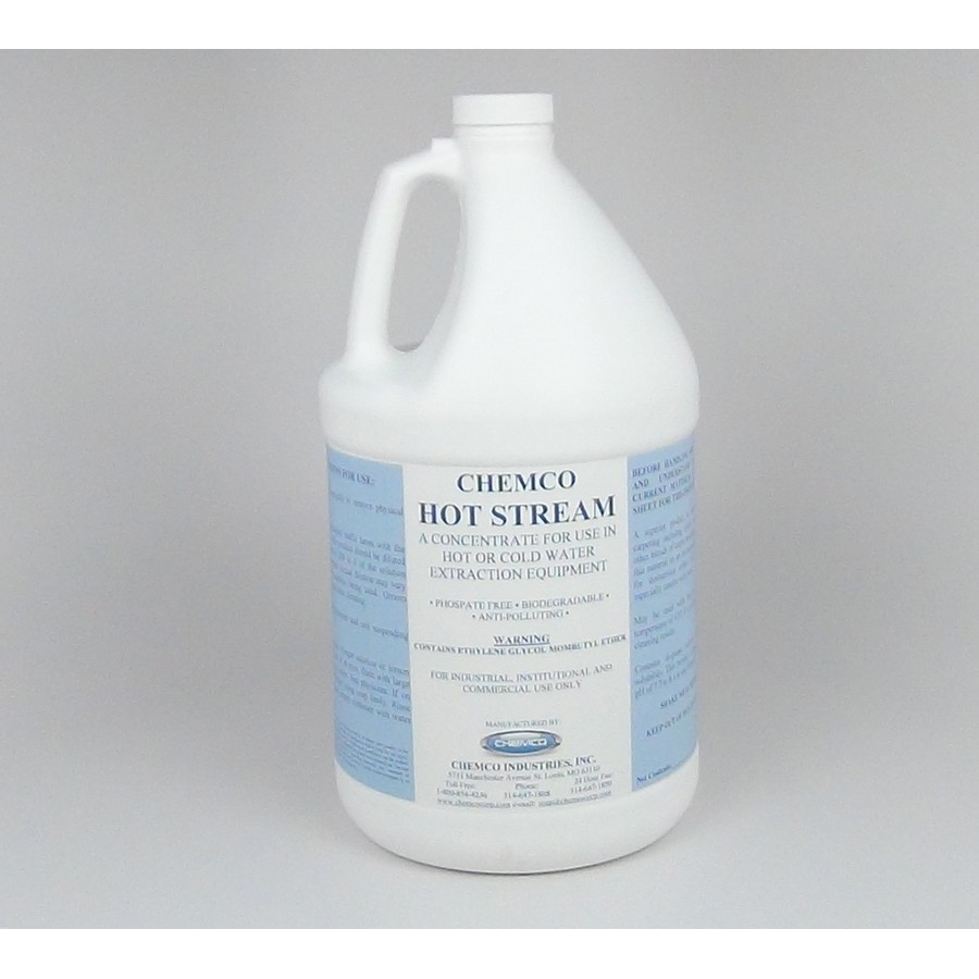 Carpet Detergent - Hot Stream (Multiple Size/Packaging Options)