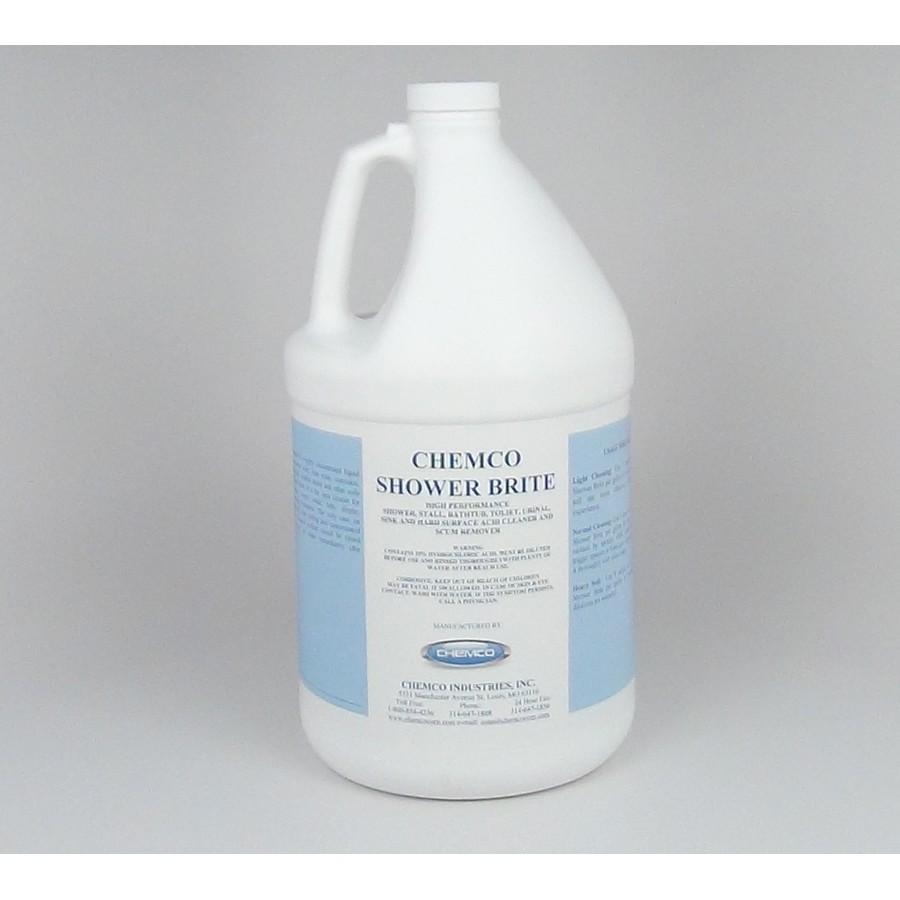Bathroom Cleaner - Shower Brite (Multiple Size/Packaging Options)
