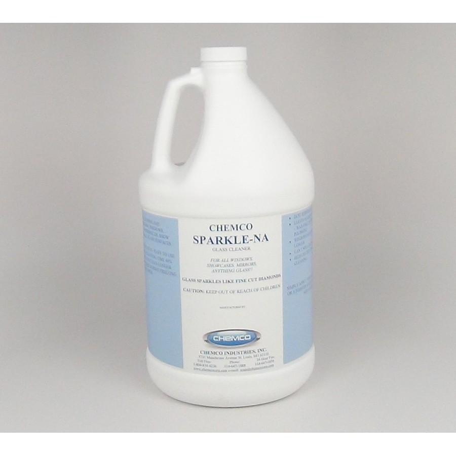 Glass Cleaner - Sparkle NA (Multiple Size /Packaging Options)