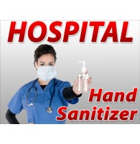 Hand Sanitizer - Anisha K (24 Bottles per Case)