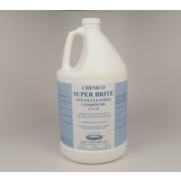 Steam Cleaning Compound - Super Brite (Gallon)