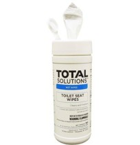 Toilet Seat Wipes (6 Cans per Case)