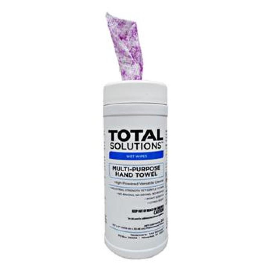 Shop Towels Shop Wipes -Multi-Purpose Hand Towel (4 Cans per Case)