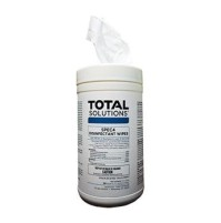 Disinfectant Wipes - Hospital Grade Disinfectant Wipes (2 Refill Bags per Case)