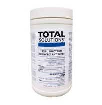 Disinfectant Wipes - Full Spectrum Disinfectant Wipes (6 Cans per Case)