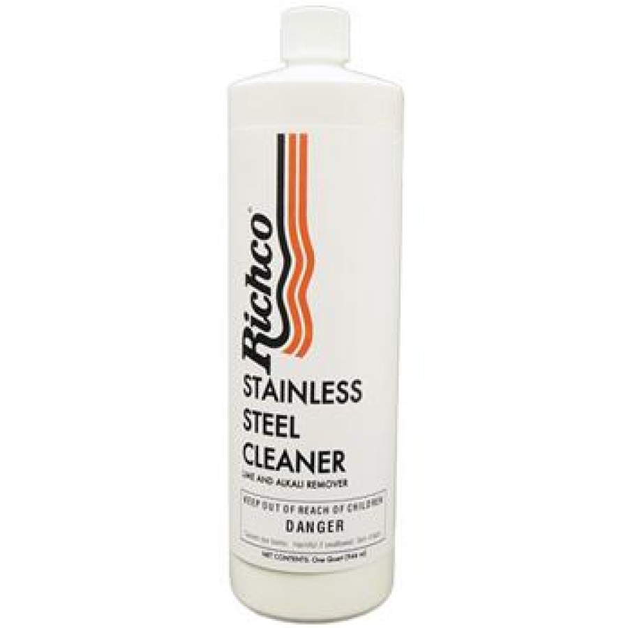Stainless Steel Cleaner (12 Quarts per Case)