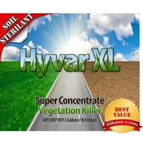 Hyvar XL -Water Soluble Herbicide (Gallon Concentrate 1:100)