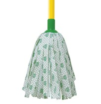 DECK MOP DECK MOP - Deck Mop | Deck Mop - Light & Thirsty  Cloth Mop and 6 Refill mop heads