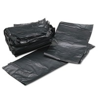 GARBAGE BAG GARBAGE BAG - Can Liner, Super Hexene Resin 31-33 gal, 1.35 mil, 33 x 40, 50/CartonPlati