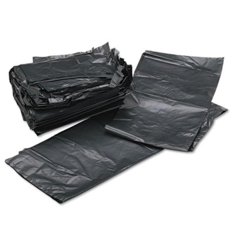 GARBAGE BAG GARBAGE BAG - Can Liner, Super Hexene Resin 31-33 gal, 1.35 mil, 33 x 40, 50/CartonPlati