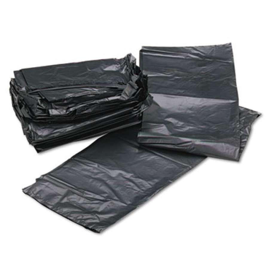 GARBAGE BAG GARBAGE BAG - Can Liner, Super Hexene Resin 55-60 gal, 1.55 mil, 39 x 56, 25/CartonPlati