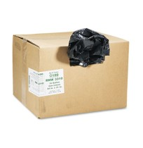GARBAGE BAG GARBAGE BAG - Recycled Can Liners, 16 gal, 0.85 mil, 24 x 31, Black, 500/CartonEarthsens