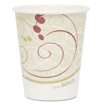 PAPER CUP | PAPER CUP | 20/50'S - C-PPR CUP 10OZ SYMPHNY P T 20/50CUP,