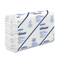 Paper Towel Paper Towel - KIMBERLY-CLARK PROFESSIONAL* KLEENEX  Folded Paper TowelsTOWEL,PPR,C-FLD,W