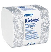 TOILET PAPER TOILET PAPER - KLEENEX Hygienic Bathroom Tissue, 2-PlyKIMBERLY-CLARK PROFESSIONAL* KLEE