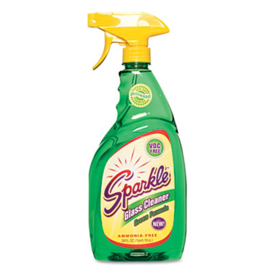 GLASS CLEANER | GLASS CLEANER | 1/EA - CLEANER|GLASS|SPARKLE GNCLEANER