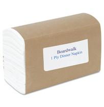 "Napkin Napkin - Boardwalk  Paper NapkinsNPKNS,17X17,DINNER,WHDinner Napkin, 17"" x 17"", WhiteC-BOARDW"