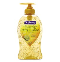HAND SOAP HAND SOAP - Hand Soap, Kitchen Fresh Hands, 8.5 oz Pump BottleHand soap in a pump bottle w