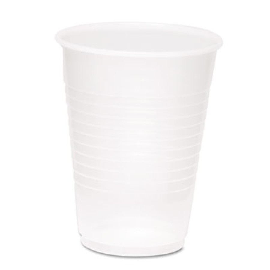 PLASTIC CUPS PLASTIC CUPS - Clear Plastic PETE Cups, 12/14 ozBoardwalk  Clear Plastic PETE CupsC-12-
