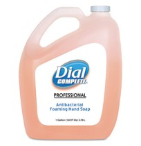 HAND SOAP HAND SOAP - Antimicrobial Foaming Hand Soap, Refill, 1 GallonDial  Complete  Foaming Hand