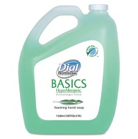 HAND SOAP REFILL HAND SOAP REFILL - Basics Foaming Hand Wash, Original Formula, Fresh Scent, 1 Gallo