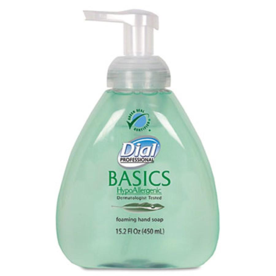 FOAMING HAND SOAP FOAMING HAND SOAP - Basics Foaming Hand Wash, Original Formula, Fresh Scent, 15.2