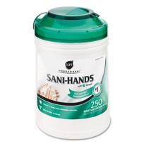 Hand Sanitizer Wipes Hand Sanitizer Wipes - Sani Professional  Sani Professional  Sani-Hands  Sustai