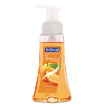 FOAMING HAND SOAP FOAMING HAND SOAP - Pampered Hands, Tangerine Treat, 8.5 oz Pump Bottle, 6 per Car