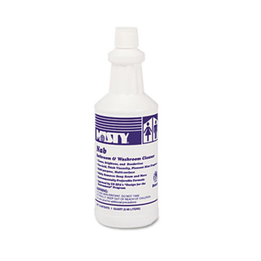 BATHROOM CLEANER | BATHROOM CLEANER | 12 - C-NAB 12QTCLNR,N-ACID BTHRM