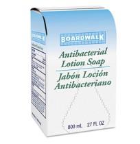 HAND SOAP HAND SOAP - Antibacterial Soap, Floral Balsam, 800ml BoxBoardwalk  Antibacterial Lotion So
