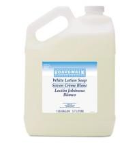 HAND SOAP HAND SOAP - Mild Cleansing Lotion Soap, Pleasant Scent, Liquid, 1 gal BottleBoardwalk  Lot