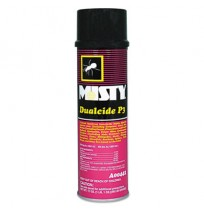 BUG SPRAY BUG SPRAY - Dualcide P3 Insecticide, 20 oz Aerosol CanMisty  Dualcide P3 InsecticideC-DUAL