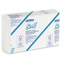 Paper Towels Paper Towels - KIMBERLY-CLARK PROFESSIONAL* SCOTT  SLIMFOLD* TowelsTOWEL,HAND,SLIM FOLD